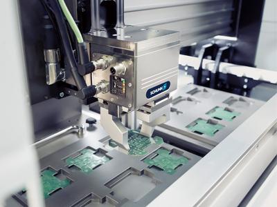 自动化零件加工定制