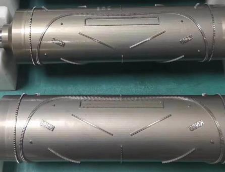 N95全自动半自动口罩机齿模刀模